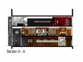 Portfolio - RENDERING - restaurant-bar (section)