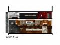 Portfolio - RENDERING - restaurant-bar (section)