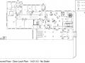 Portfolio - office redesign - doorlock plan