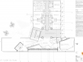 Portfolio - CAD DETAIL FIRST FLOOR PLAN - cte: BLN