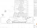 Portfolio - CAD DETAIL FIRST FLOOR PLAN - cte: BLN