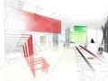 Portfolio - VISUAL - cte: BLN breakfast bar entrance